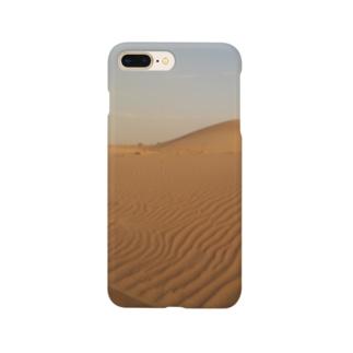サハラ砂漠 Smartphone cases