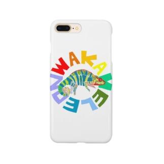 わかめれおん Smartphone cases