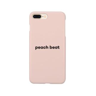 peach beat Smartphone cases