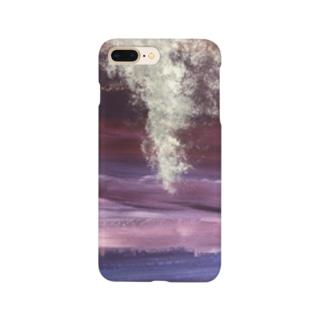 「狼煙」 Smartphone cases
