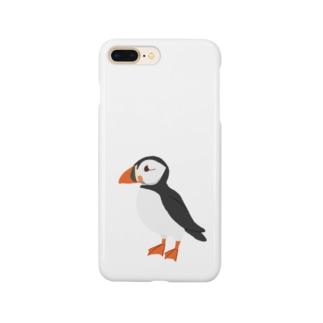 パフィン Smartphone cases