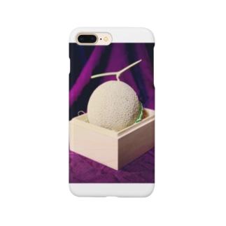 御礼のメロン Smartphone cases