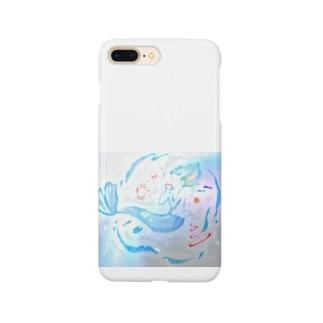 海のお茶会vol.2 Smartphone cases