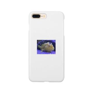 カエルアンコウちゃん Smartphone cases