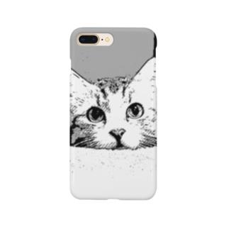ちぃ Smartphone cases