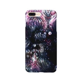 猟奇と混沌のパレード Smartphone cases
