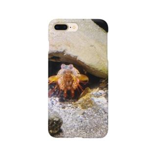 モンハナシャコの日常 Smartphone cases
