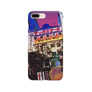 新潟駅前集合 Smartphone cases