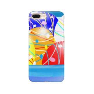 ヨーヨー Smartphone cases