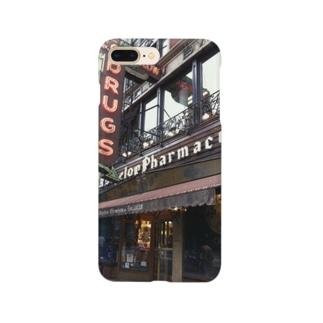 NYCドラッグストア Smartphone cases
