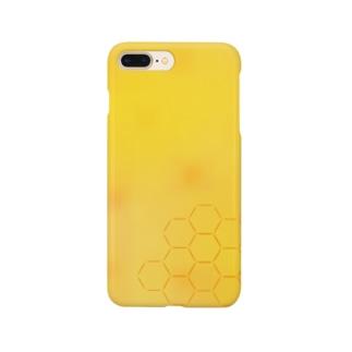 ハニカム Smartphone cases