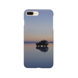 The World Trip ~ボリビア ウユニ塩湖~ Smartphone cases