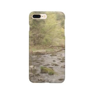 影裏の撮影場所 Smartphone Case