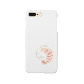 こえび Smartphone cases
