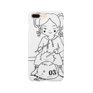 パーカッション03 Smartphone cases