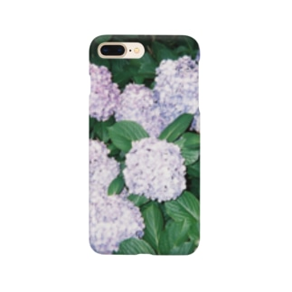 紫陽花2 Smartphone cases