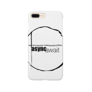 async await Smartphone cases