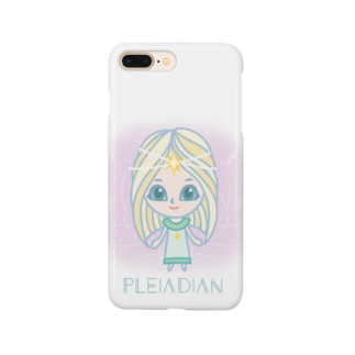 Pleiadian(プレアデス星人) Smartphone cases
