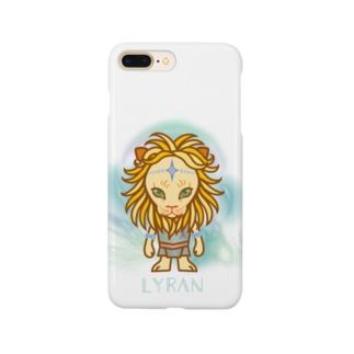Lyran(リラ星人) Smartphone cases