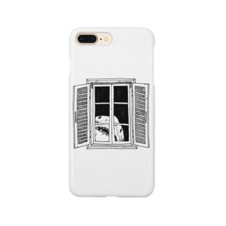 ヤバい窓3 Smartphone cases