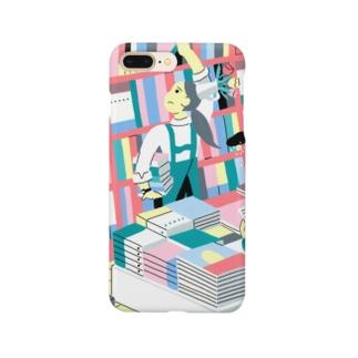 近所に大きな書店が欲しい Smartphone cases