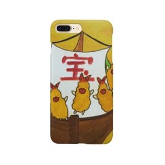 フラちゃんの宝船 Smartphone cases