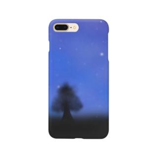 星空 スマホケース2 Smartphone cases