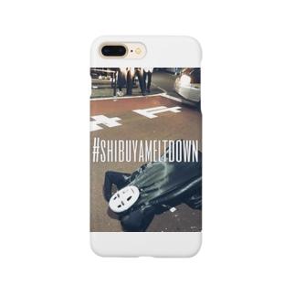 Shibuyameltdown Smartphone cases