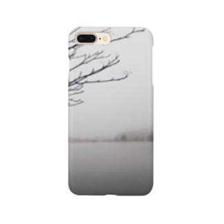 湖ティー Smartphone cases