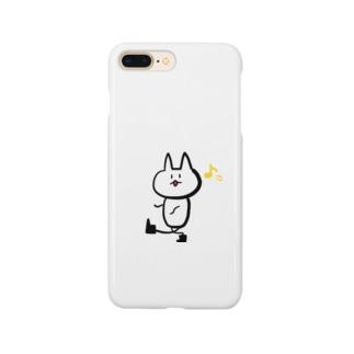 コサックネコ Smartphone cases