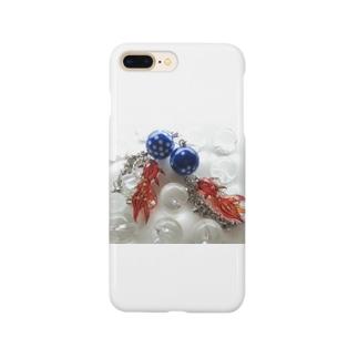 emadaの天川金魚 Smartphone cases