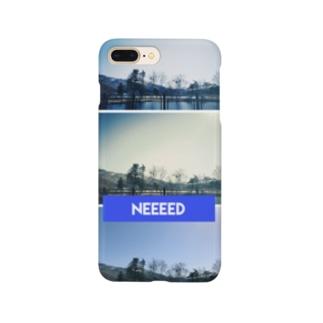 neeeedケース Smartphone cases