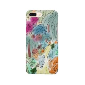 汚いねずみシリーズ Smartphone cases