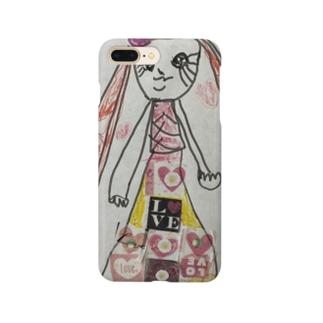 【フラワーベル】リカちゃん風 Smartphone cases