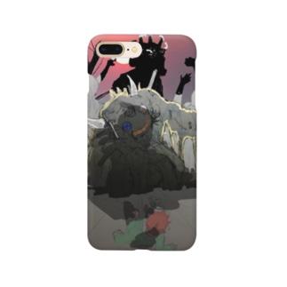 Ckira (シキラのヘドロくん Smartphone cases