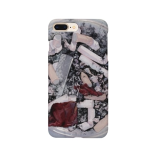 Melts with Dustyの灰皿くん Smartphone cases