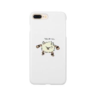 kai_0710のカッチーン Smartphone cases