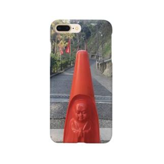 ニンニクマン Smartphone cases