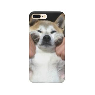ゆかいな犬3Dスマホケース 戯れver Smartphone cases
