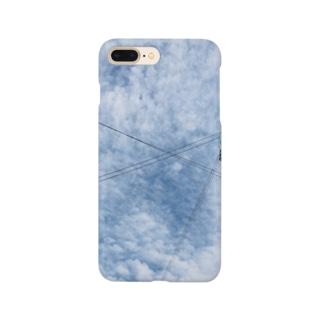 空 スマホケース Smartphone cases