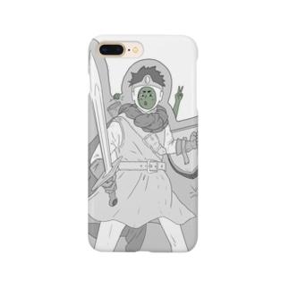 ごぶりん(漫画調) Smartphone cases