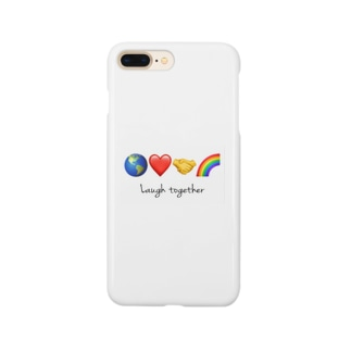 Laugh together 2 Smartphone cases