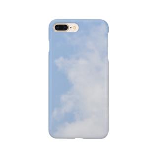 6月のあおぞら Smartphone cases