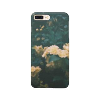 お野菜スキの花 Smartphone cases
