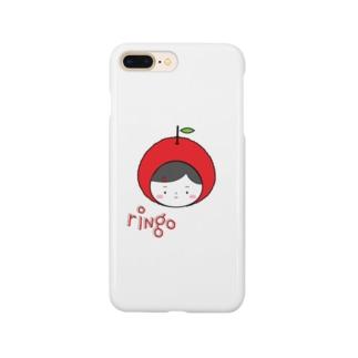 Priusのりんごちゃん Smartphone cases