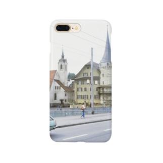 スイス:ルツェルン湖畔の風景写真 Switzerland: Luzern Smartphone cases