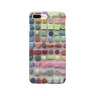 #SHIBUYAMELTDOWN DRUGS Smartphone cases