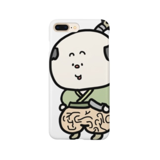 ノーパン侍 Smartphone cases