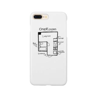 ワンルーム Smartphone cases