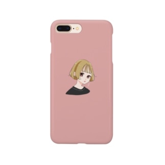 金髪女子 Smartphone cases